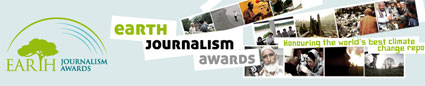 Earth Journalism Awards