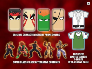 Street Fighter iPhone Covers